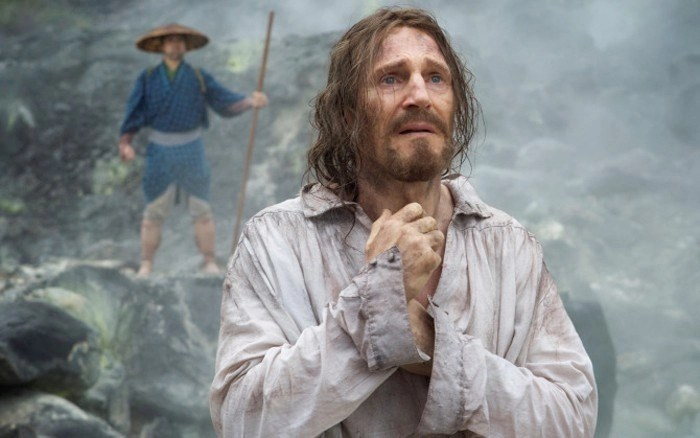Liam Neeson in Silenc