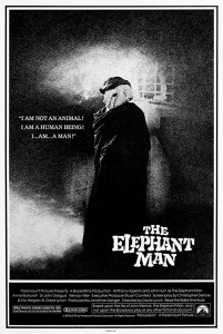 The Elephant Man (1980) locandina