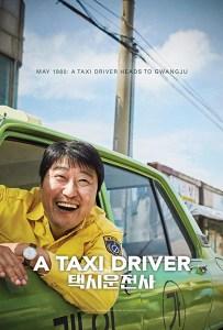a taxi driver locandina