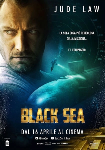 Black Sea: Il mar nero dentro di noi 1