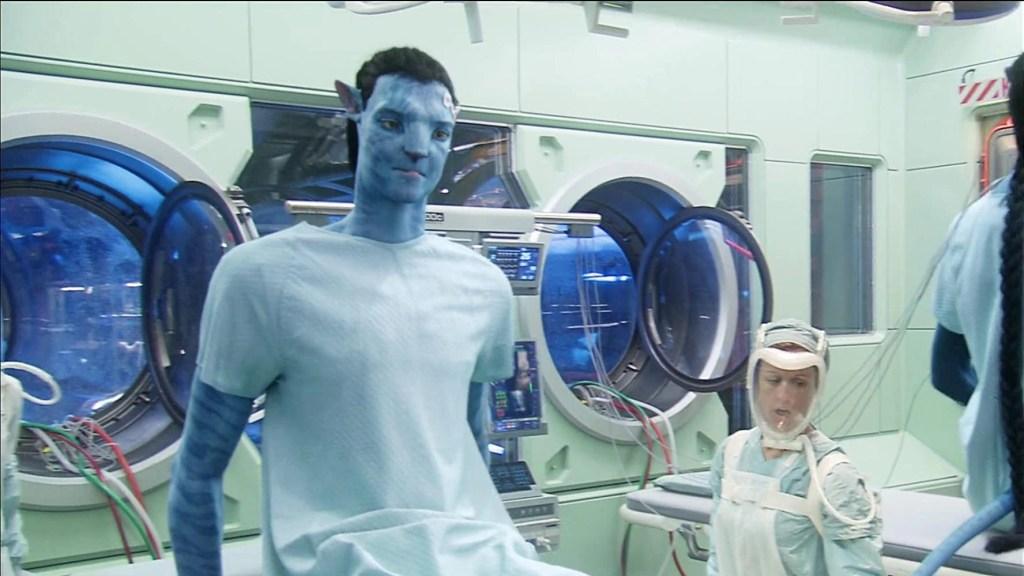 Avatar - Scena film
