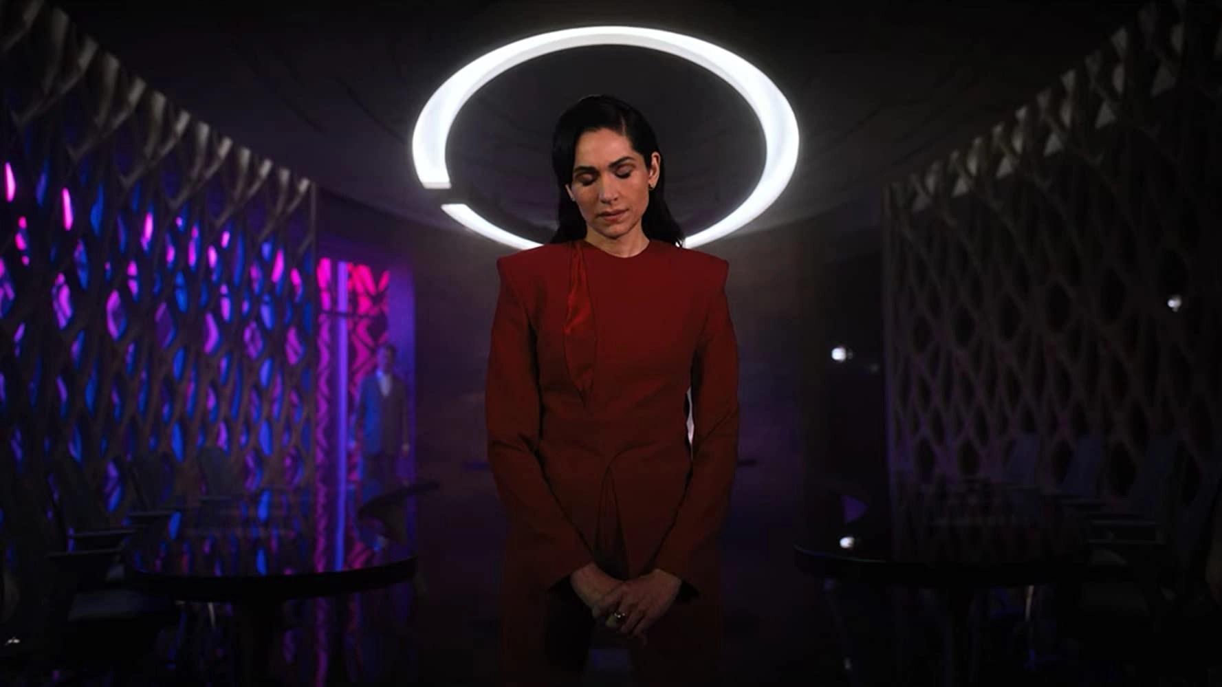 Lela Loren in Altered Carbon 2