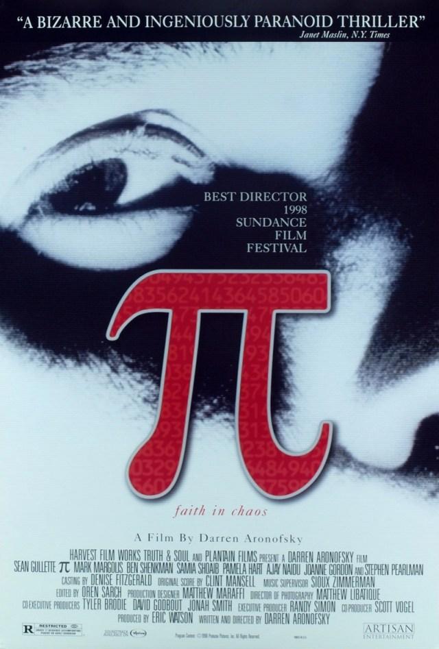 Pi Greco - Il teorema del delirio: Il rigore della metafisica 1