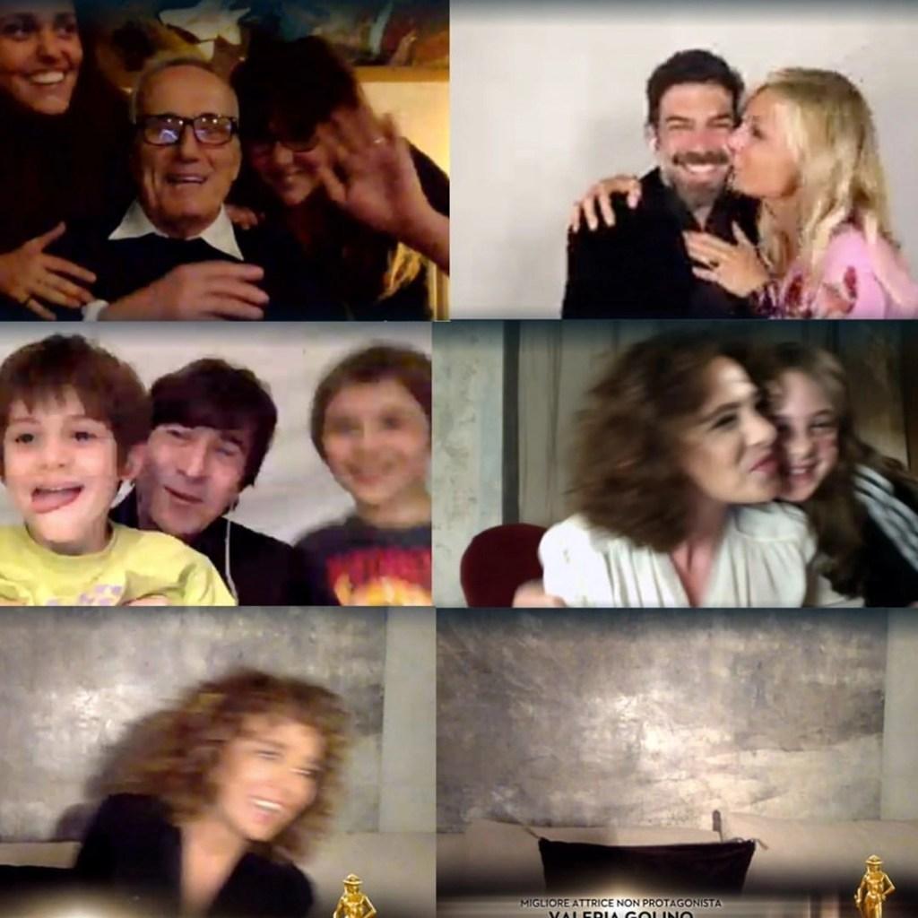 David di Donatello 2020: Tutti i vincitori del premio cinematografico italiano 2