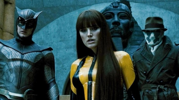 Watchmen: Quando la graphic novel è bella anche al cinema 4