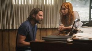 Bradley Cooper e Lady Gaga in A Star Is Born (2018)