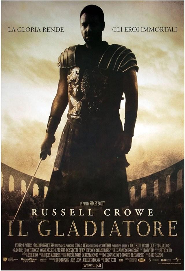 Il Gladiatore: Il Ben-Hur degli anni Duemila 1