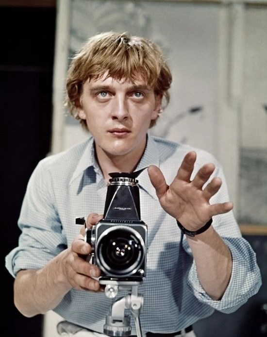 David Hemmings in Blow-Up