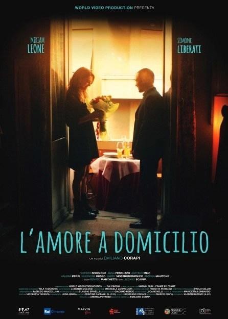 L'amore a domicilio locandina film