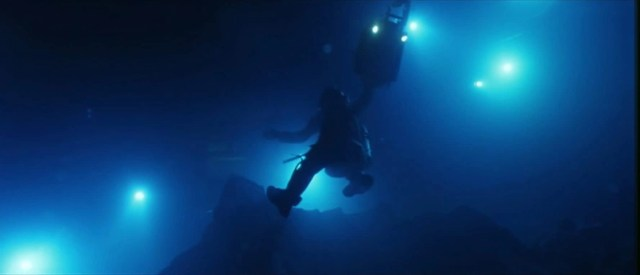 The Abyss: Grande fantascienza a 7500 metri di profondità 3