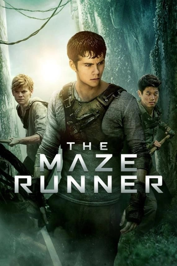 The Maze Runner Locandina