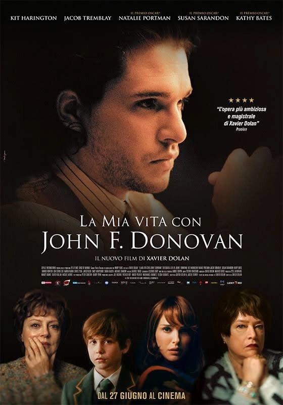 La mia vita con John F. Donovan: Una stancante ripetizione 1