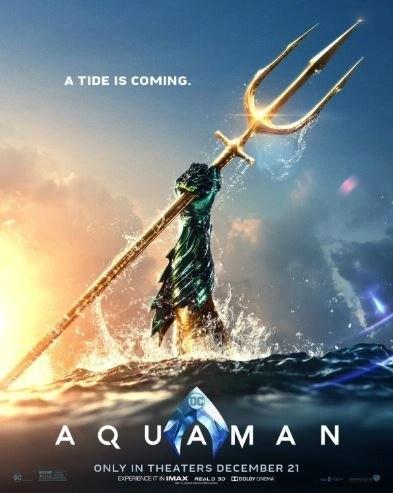 Aquaman: Kitsch vestito da grande epica 1