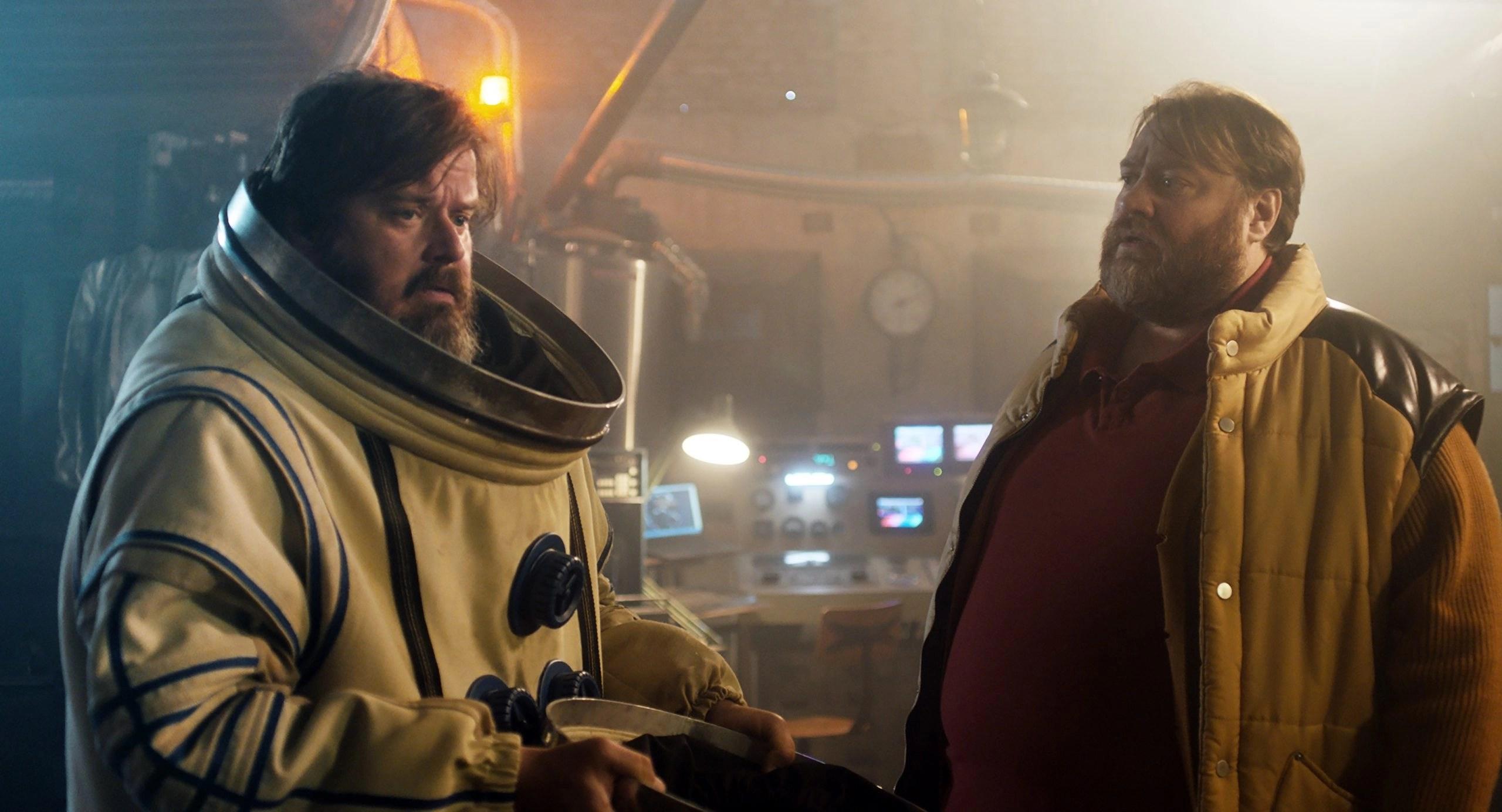 Dario (Giuseppe Battiston) e Mario (Stefano Fresi) in una scena del film - Il Grande Passo