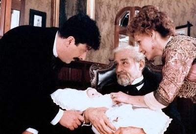 La famiglia, la scena iniziale
