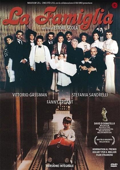 Locandina del film La famiglia