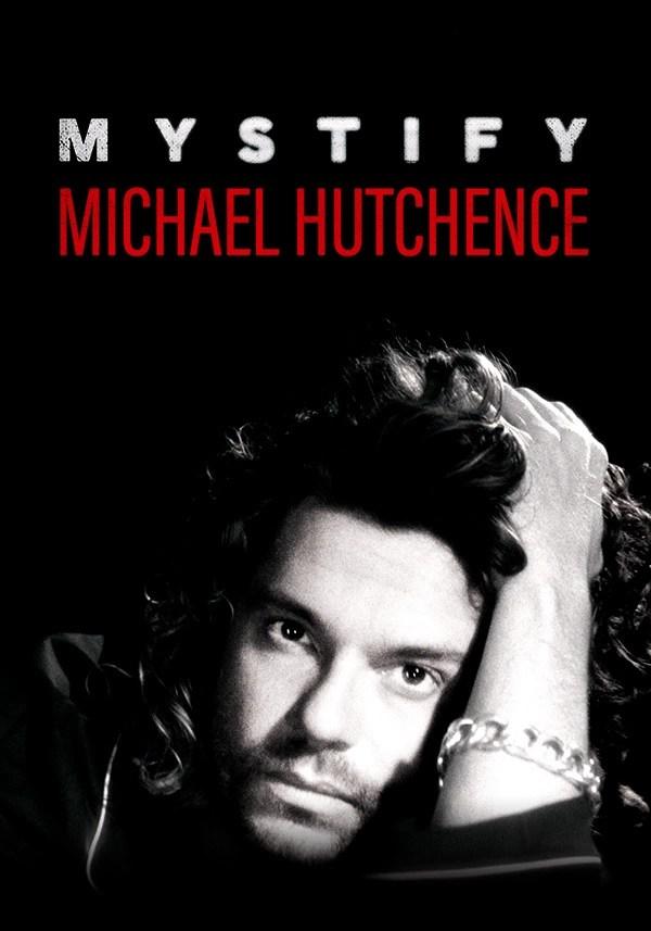 Mystify Michael Hutchence locandina