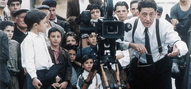 Sergio Castellitto in una scena del film