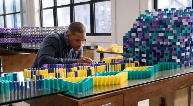 Will Smith in Collateral Beauty