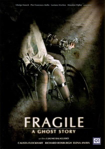 Fragile film locandina