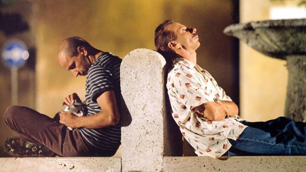 Aldo Baglio e Giovanni Storti in una scena