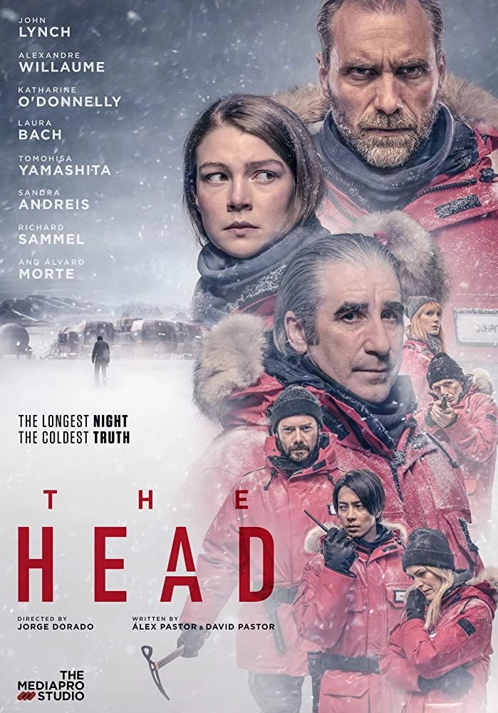 The Head (2020) locandina