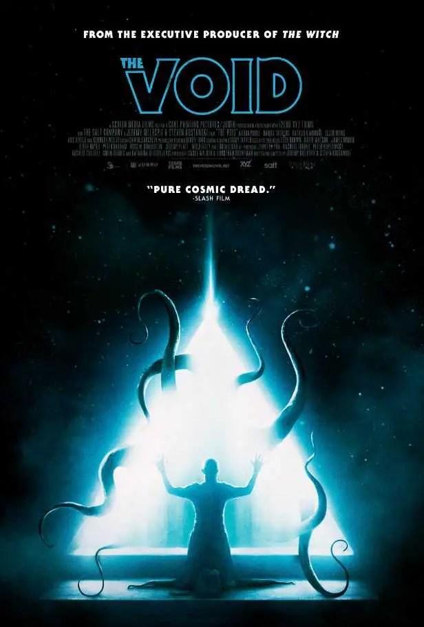 The void - il vuoto locandina