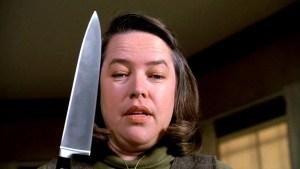 Kathy Bates è Annie Wilkes