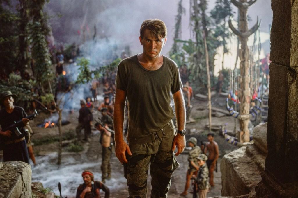 Apocalypse Now scena film