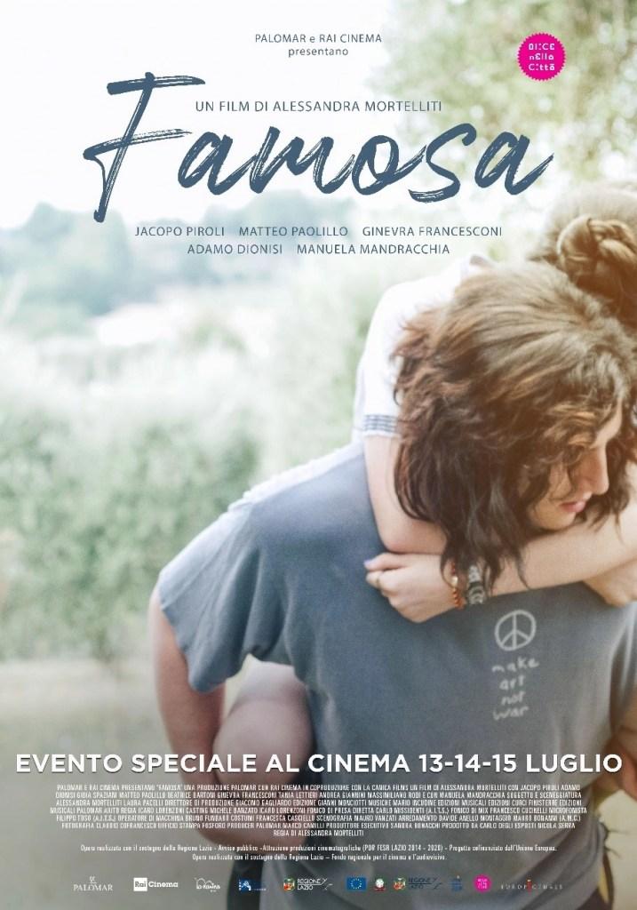 Famosa: l'opera prima di Alessandra Mortelliti 2