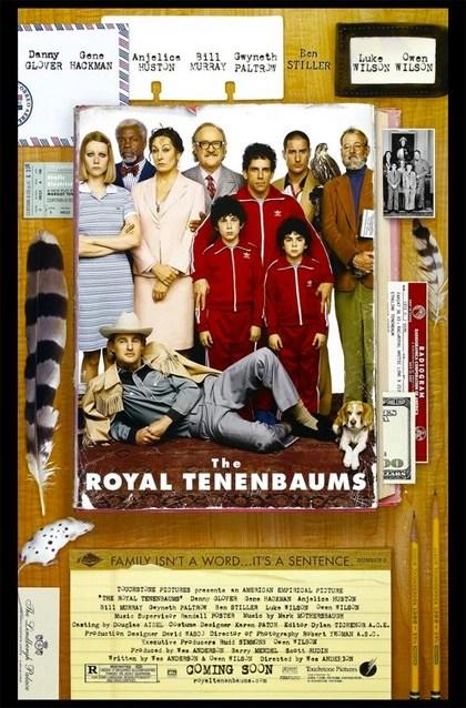 I Tenenbaum: Ritratto di famiglia 2