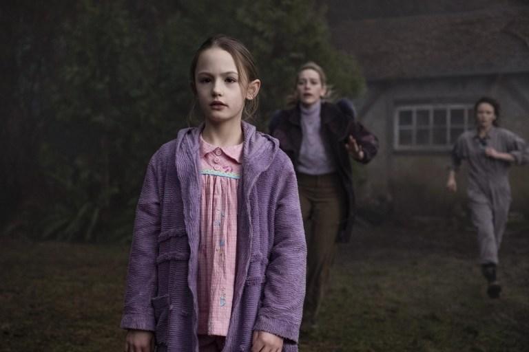 Amelia Smith interpreta Flora in Bly Manor
