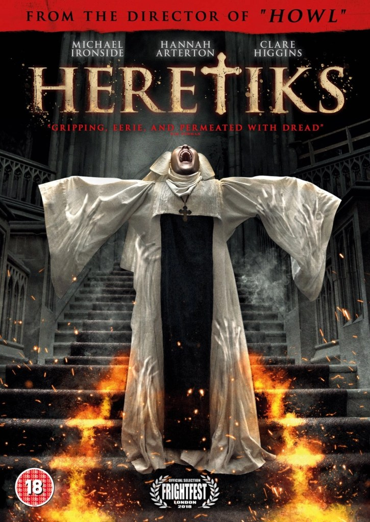 il convento - heretiks locandina