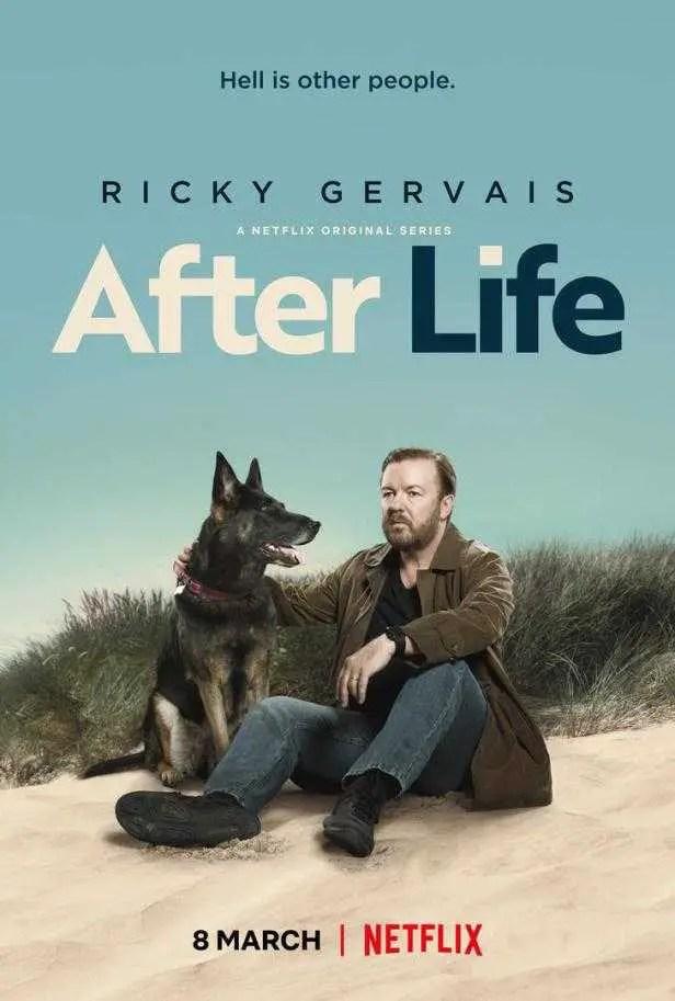 After Life: Una serie che sfrutta saggiamente il black humor 1