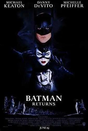 Batman Returns Locandina