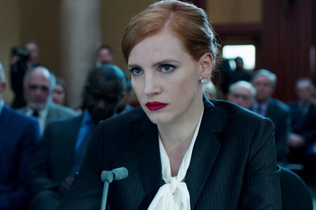 Miss Sloane - Giochi di potere: Fino a che punto si è disposti ad arrivare per vincere? 7