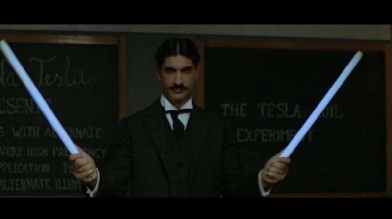 Nikola Tesla, the man from the future (2020) cortometraggio