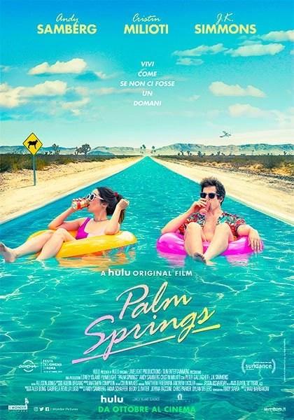 Palm Springs locandina