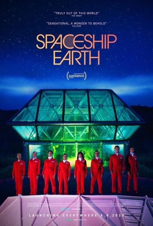 Spaceship Earth locandina