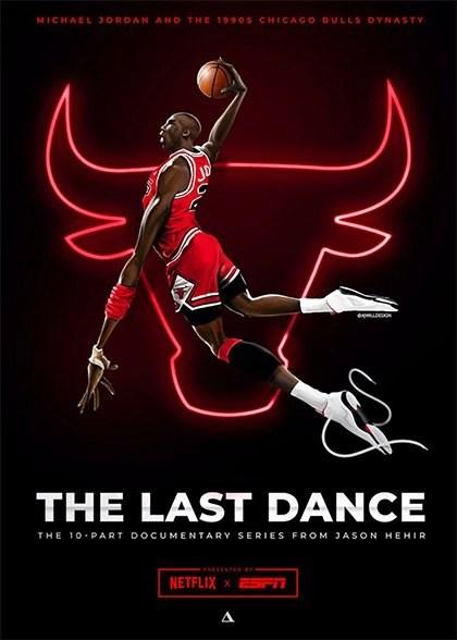 The Last Dance: Netflix racconta la leggenda del basket MJ23 e dei grandi Bulls 1