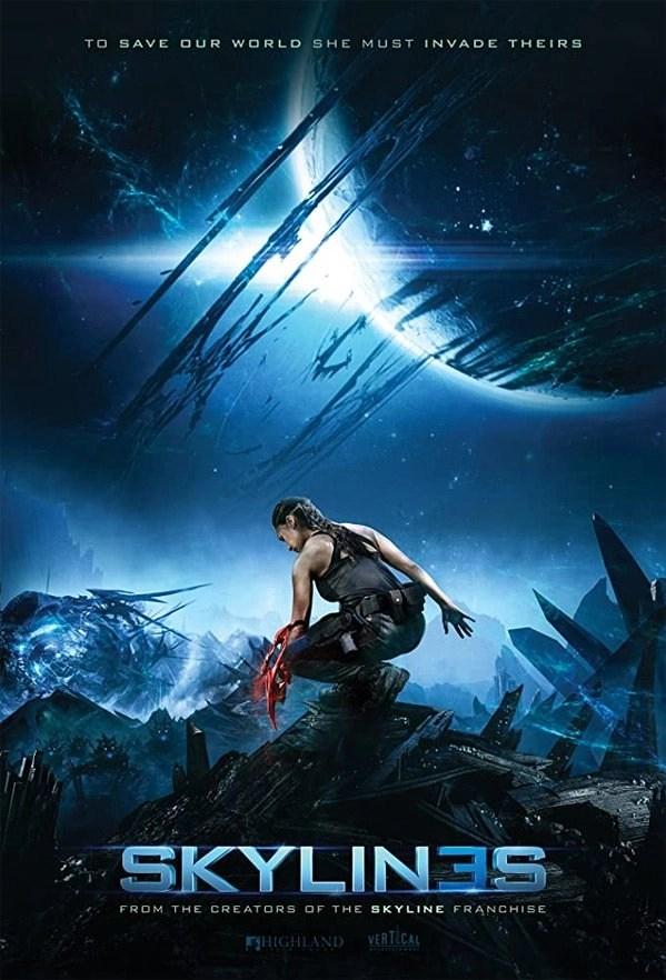 Skylin3s: il terzo film della saga sci-fi di Skyline 2