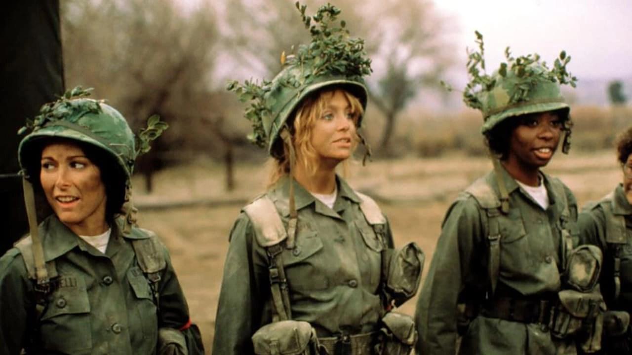 soldato giulia agli ordini scene film