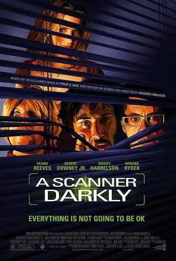A Scanner Darkly: Una distopia allucinatoria 1