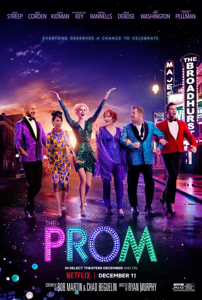 The Prom (2020): Recensione, trama e cast del film netflix