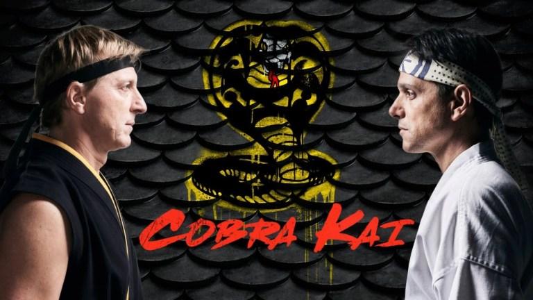 Locandina della serie tv Cobra Kai