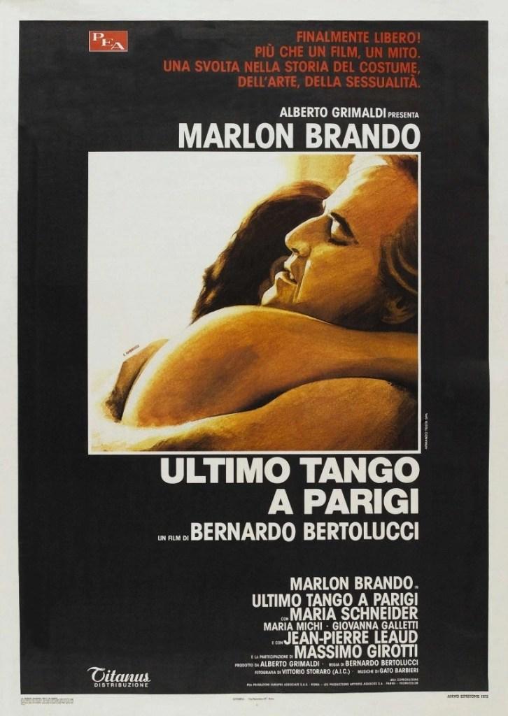 ultimo tango a parigi locandina