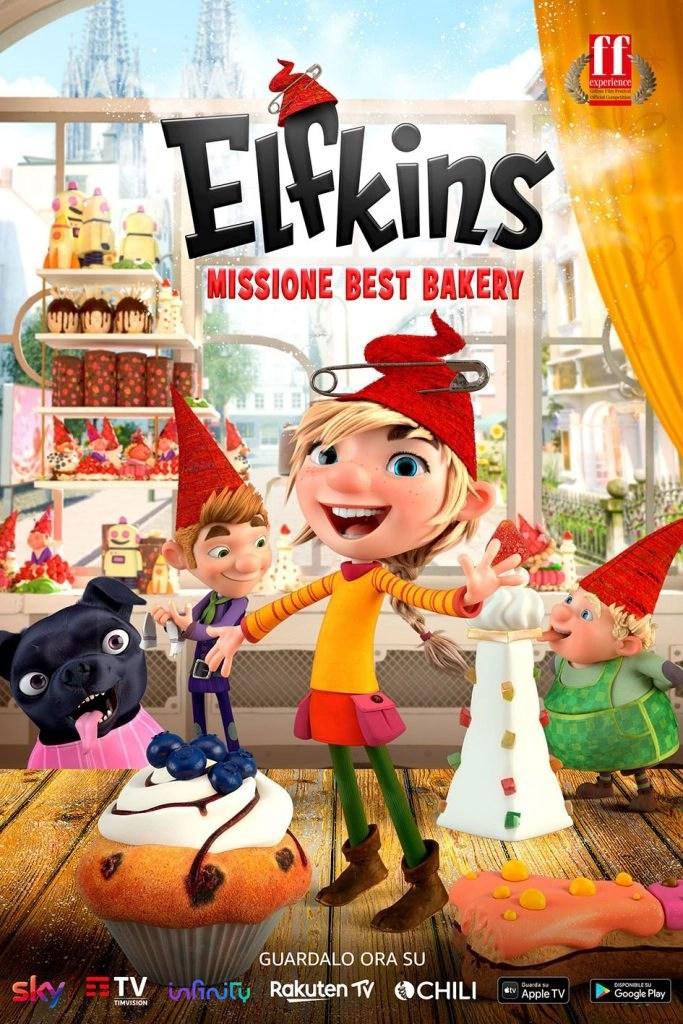 Elfkins - Missione Best Bakery: Una favola infantile on demand 1