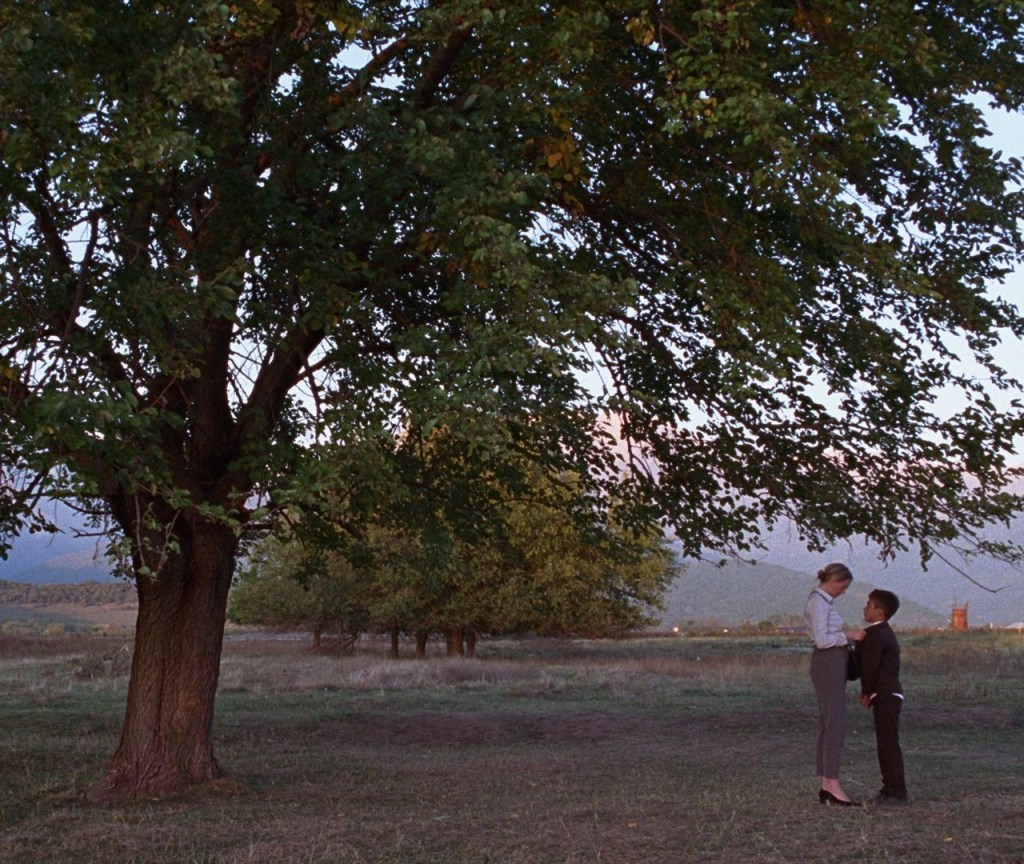 Beginning - Una scena all'inzio del film