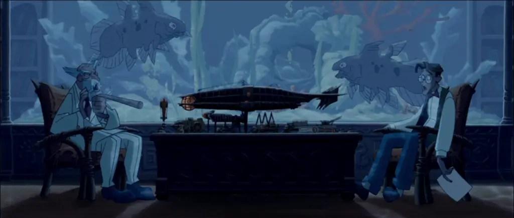 Atlantis - L'impero perduto: Il ritorno all'animazione in 70 mm 8