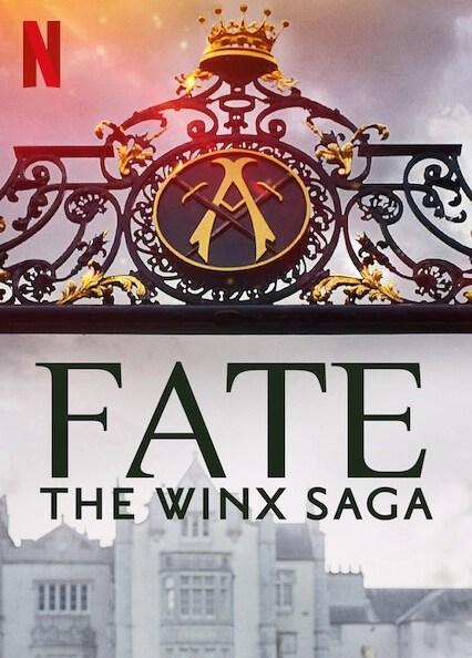 fate the winx saga locandina